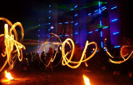 Vuurshow-Tomorrowland