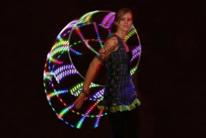 LED Hoepel Show - Glowballz WEB2018 1