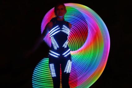 LED Hoepel Show - Glowballz WEB2018 2