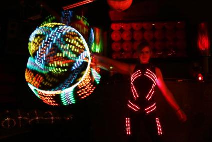 LED Hoepel Show - Glowballz WEB2018 3