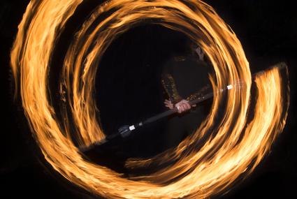 Vuurshow VuurStaf Firestaff - Glowballz WEB2018 4