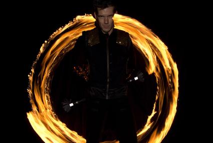 Vuurshow VuurStaf Firestaff - Glowballz WEB2018